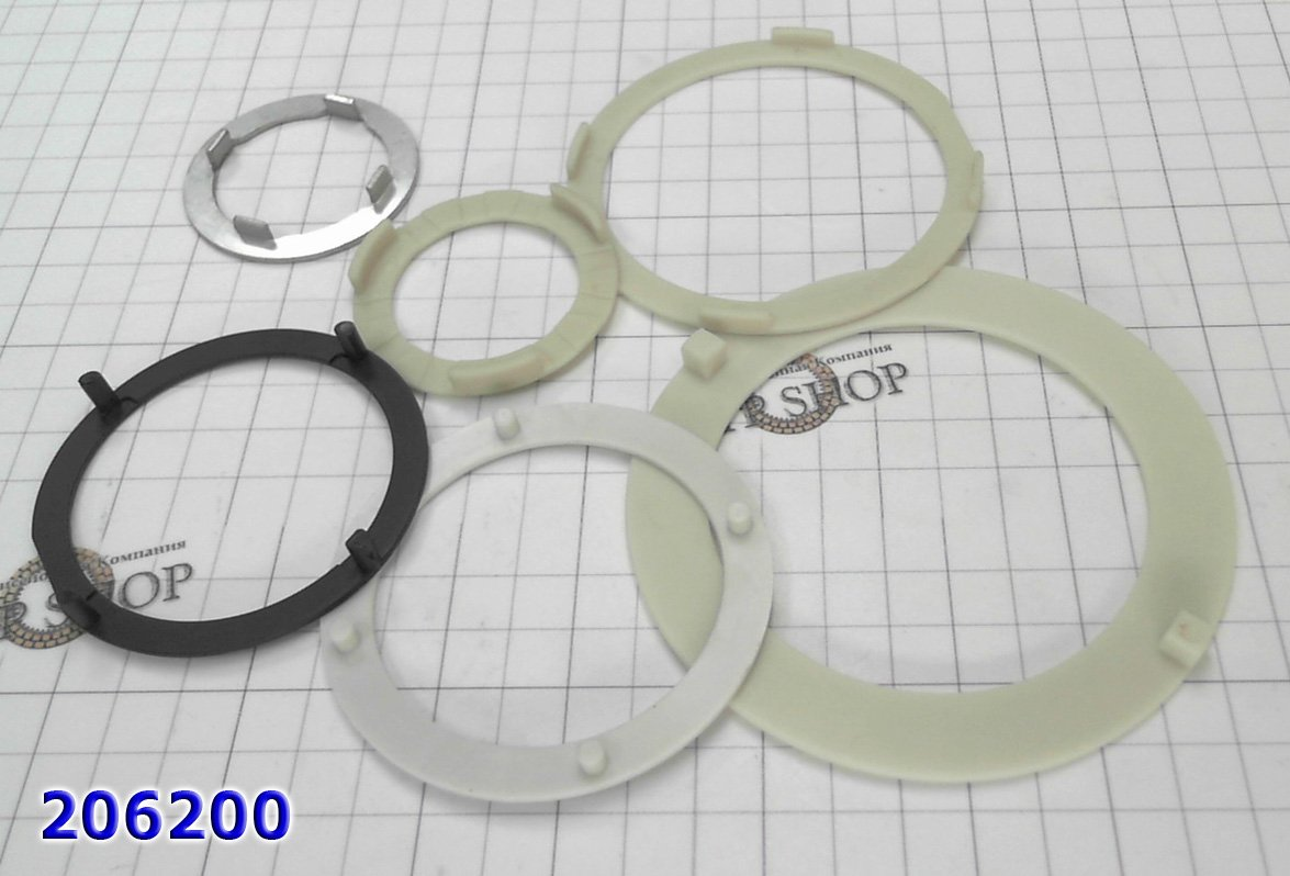 Комплект Шайб 440-T4/4T60E , Washer Kit,  1983-1999