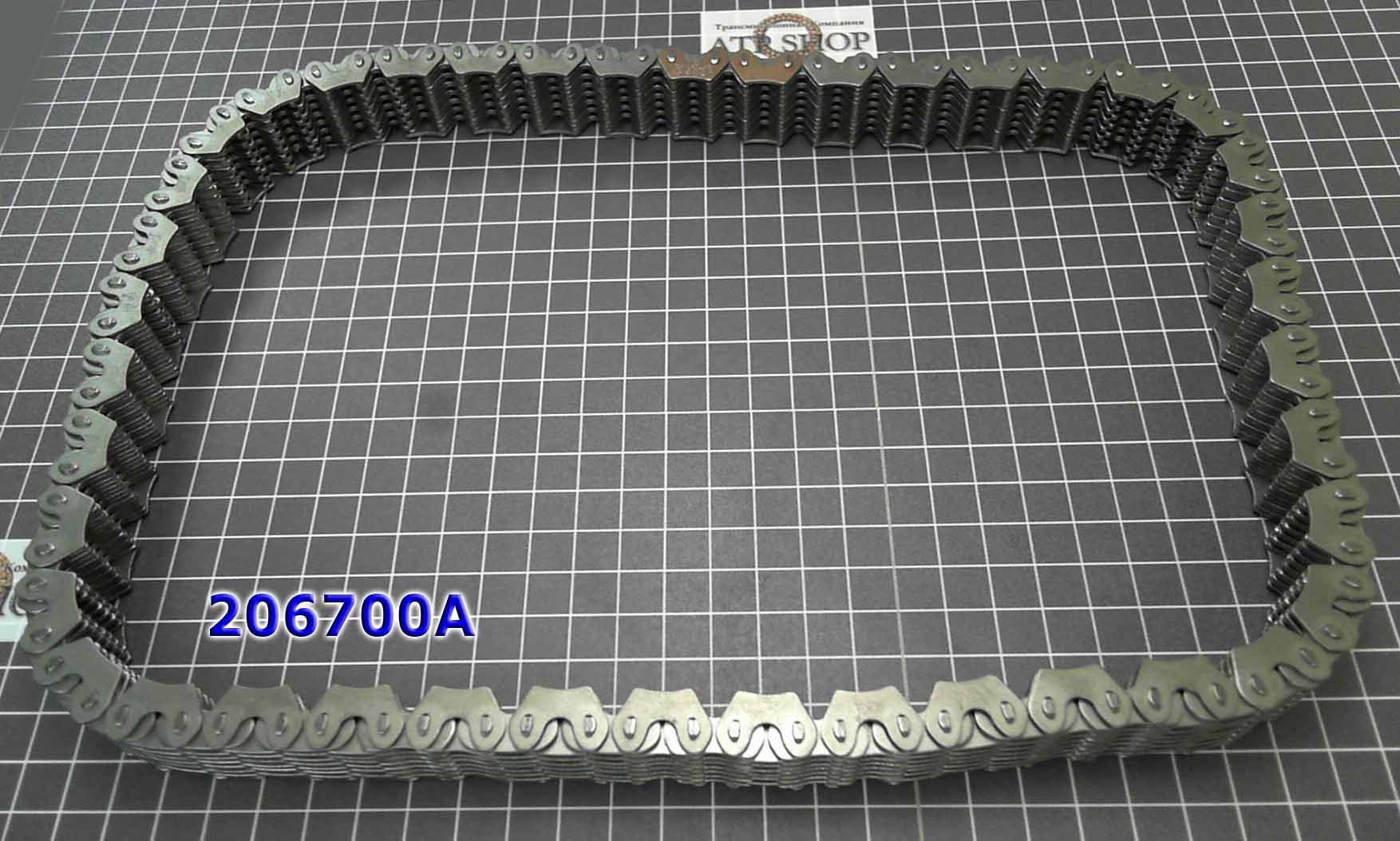 CHAIN 4T60E (Exc Round Pins) (Replaces Rocker Joint Pins & D Pins) в упаковке 2 цепи 1993-99