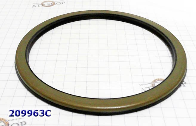Поршень, Piston, 5L40E, 2nd CST CLT (Bonded) (171x143x7.7) 1999-up,