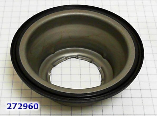 Поршень, Retainer Piston, A604/ A606/ 40TE/ 41TE/ 41TES/ 42LE/ 42RLE/ 62TE Underdrive Clutch (W/Molded Rubber) 1989-Up