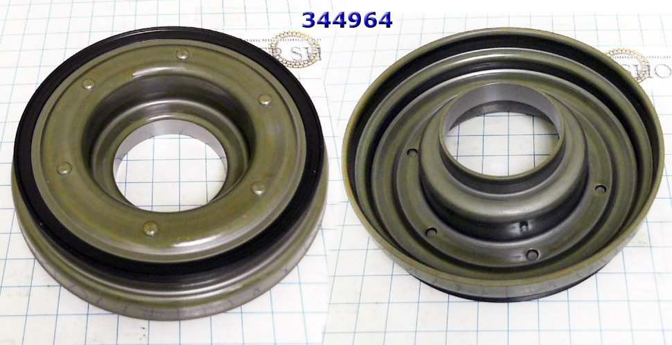Поршень, Piston, AW80-40 C1 Forward 2004-Up