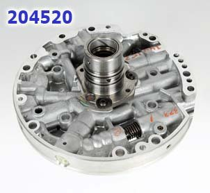 Ступица масляного насоса, Stator, 4L60E/4L65E Oil pump, Less Valves 2000-up (Hammer H2)