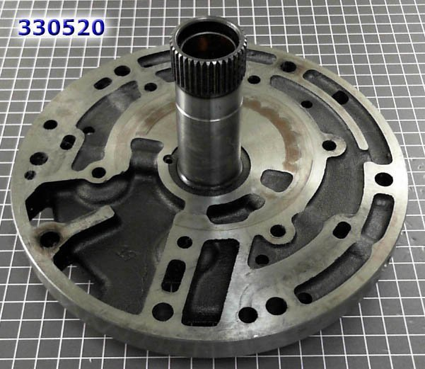 Stator Pump A41 (74,61Shaft) 51,36 OD Ring Tower