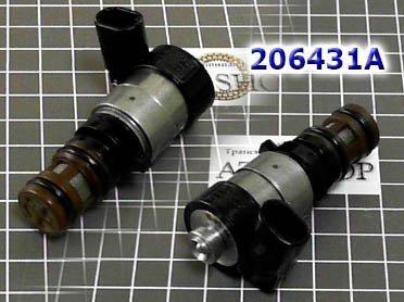 Соленоид-Электроклапан линейного давления, Solenoid EPC, 5L40E,5L50E,4T65E,4T40E,4T45E 2003-Up