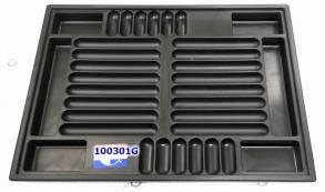 Планшет-кассета (поддон) для раскладки деталей при ремонте клапанной п (ASSOCIATED) для