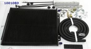 Дополнительный Радиатор Охлаждения АКПП (305x279x19mm)  пластинчатый, (COOLERS) для