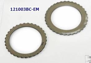 Комплект фрикционных дисков, Friction pack DCT450/(6DCT450)MPS6 / DCT4 (FRICTION MODULES) для DCT450 / MPS6, DCT47...
