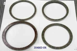 Комплект фрикционных дисков, TF-80SC\TF-81SC 2005-Up (FRICTION MODULES) для TF-80SC \81SC, \TF70...