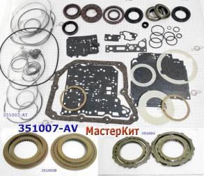 MOK AW55-50SN/51SN/(AF23/AF33/RE5F22A) 2000-up #351007-AV (MASTER KITS) для AW55-50SN \51, RE5F2...