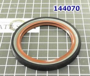 Сальник/манжета насоса, DP0 / AL-4 / AT-8 / DP2 [54,5x72x6,5] Черный ( (METAL CLAD SEALS) для DP0 (AL4)