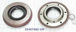 Сальник полуоси, правый большой, корпус металлический, (73.2x34x9 / 14 (METAL CLAD SEALS) для TF-80SC \81SC, \TF70...