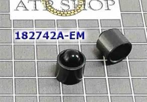 (Заказывать по позиции 182742A-EM) Поршень панели управления, (1шт) ZF (PISTONS AND RETAINERS) для 8HP90A, Audi, 8HP55A....