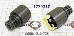 Соленоид-Электроклапан 5HP19FL / FLA / FLE линейного давления, Solenoi (SOLENOIDS) для 5HP19 (01V)