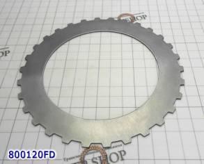 Стальной диск раздаточной коробки BMW ATC350 / ATC450, (30Tx1,5x98.6 / (STEELS) для