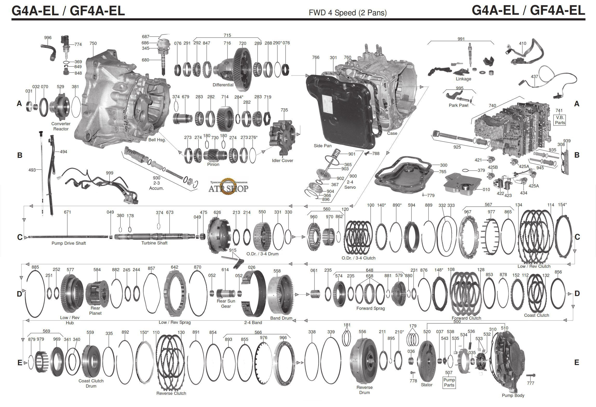 transmission repair manuals 02e dsg dq250 dq200